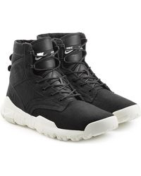 Nike - Sfb Field Boot Trainers With Leather - Lyst