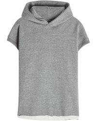 Fear Of God - T-shirt à capuche avec coton - Lyst
