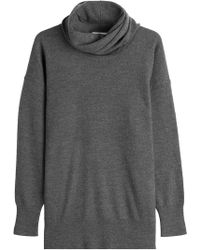DKNY - Merino Wool Turtleneck Pullover - Lyst
