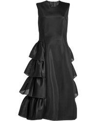 Simone Rocha - Asymmetric Dress - Lyst