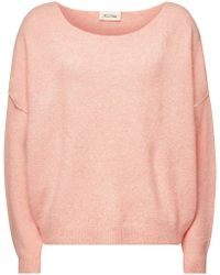 American Vintage - Pullover With Wool - Lyst