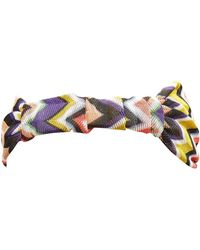 Missoni - Knit Headband - Lyst