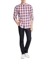 Burberry Brit - Slim Leg Jeans - Lyst