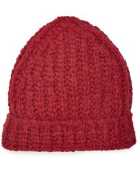 81hours - Hat With Alpaca And Merino Wool - Lyst