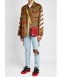 Off-White c/o Virgil Abloh - Cross-body Bag - Lyst
