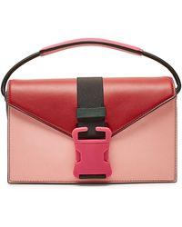 Christopher Kane - Devine Leather Shoulder Bag - Lyst