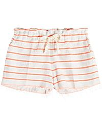 lemlem - Yodit Cotton Shorts - Lyst