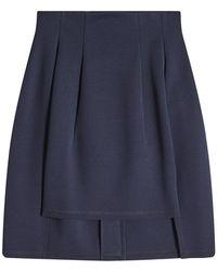 DKNY - High-low Skirt - Lyst