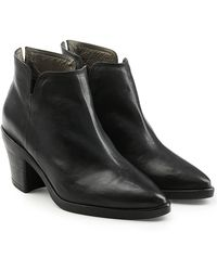 Fiorentini + Baker - Mett Leather Ankle Boots - Lyst