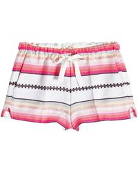 Lemlem | Cotton Shorts | Lyst