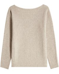Max Mara - Pullover With Virgin Wool And Cashmere - Lyst