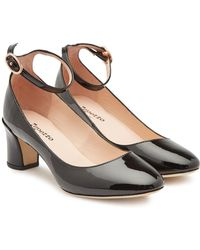 Repetto - Electra Patent Leather Pumps - Lyst