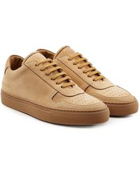 Common Projects | Suede Trainers | Lyst
