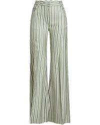Sonia Rykiel - Pyjama Stripe Wide-leg Pants - Lyst