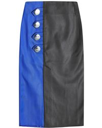 Marques'Almeida - Twill Pencil Skirt - Lyst