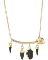 Étoile Isabel Marant - Necklace With Bone - Lyst