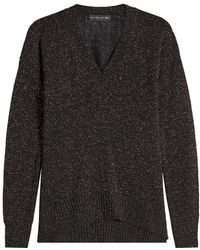 Etro - Pullover With Wool And Cashmere - Lyst