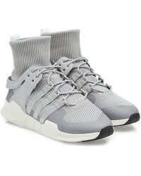 ea4b6c7af adidas Eqt Support Adv Winter Fitness Shoes in Red for Men - Lyst