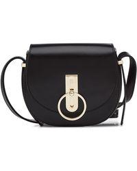 Nina Ricci - Leather Shoulder Bag - Lyst