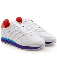 92beec36155 Adidas Originals - Haven Sneakers With Leather - Lyst
