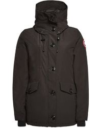 Canada Goose - Rideau Down Parka With Cotton - Lyst