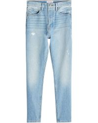 FRAME - Slim Leg Jeans - Lyst