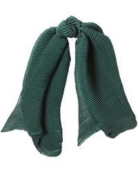 Agnona - Cashmere Blend Scarf With Silk - Lyst