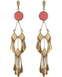 Etro - Chandelier Earrings - Lyst