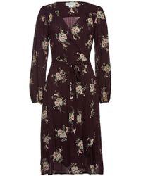 Velvet - Pomona Printed Dress - Lyst