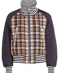 Public School - Jacket With Tweed - Lyst