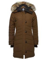 Canada Goose - Loretta Down Parka With Fur-trimmed Hood - Lyst