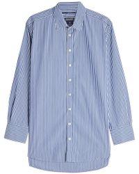 Woolrich - Summer Boyfriend Shirt - Lyst