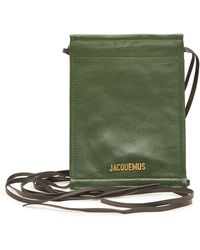 Jacquemus - Le Pequeno Leather Pouch - Lyst