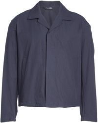 Jil Sander   Cotton Jacket   Lyst