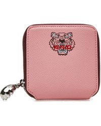 KENZO - Squared Wallet - Lyst