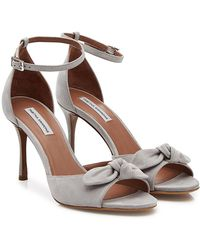 Tabitha Simmons - Mimmi Suede Sandals - Lyst