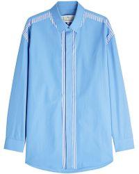 Maison Margiela | Cotton Shirt | Lyst