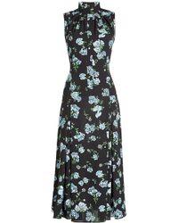 Emilia Wickstead - Jolene Floral-print Georgette Dress - Lyst