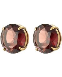 Marc Jacobs - Crystal Embellished Earrings - Lyst