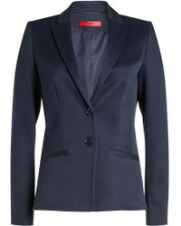 HUGO - Astelle Blazer - Lyst
