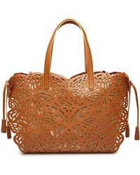Sophia Webster - Liara Butterfly Shoulder Tote Bag - Lyst