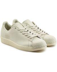 adidas Originals - Superstar Leather Sneakers - Lyst