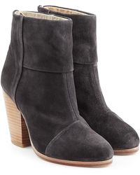 Rag & Bone | Classic Newbury Suede Ankle Boots | Lyst