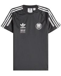 Adidas Originals | Game Jersey Top | Lyst