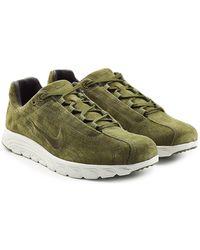 Nike - Mayfly Suede Sneakers - Lyst