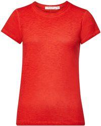 Rag & Bone - Cotton T-shirt - Lyst