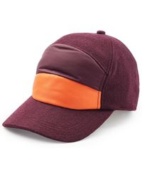 PUMA - Baseball Cap With Wool - Lyst