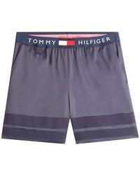 Tommy Hilfiger - Satin Shorts - Lyst