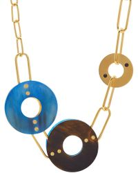 Marni - Necklace With Horn - Lyst