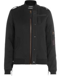 Anthony Vaccarello - Wool Jacket - Lyst
